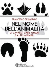 Nel nome dell'animalità Copertina thumbnail edizione Lindau
